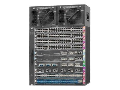 Шасси Cisco WS-C4510RE-S8+96V+